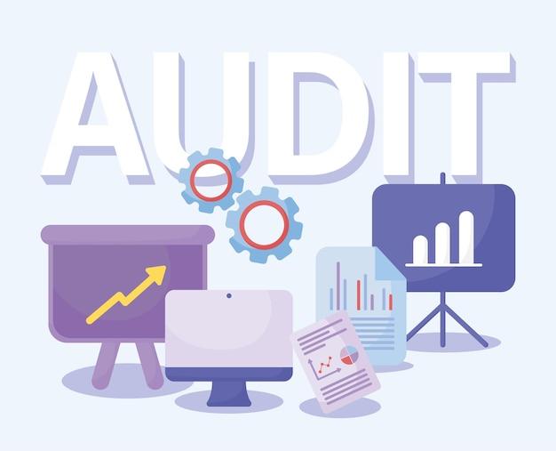 Cartello di audit piuttosto