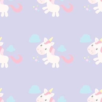 Stampa modello unicorno