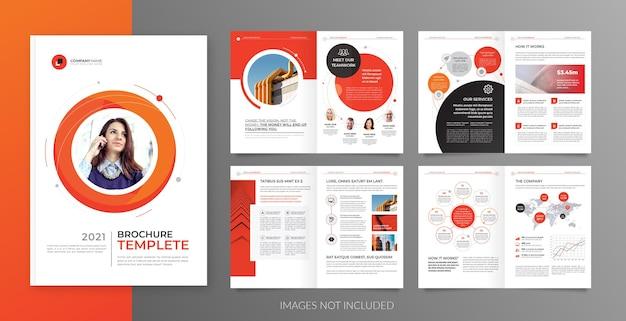 Libretto professionale o presentazione aziendale