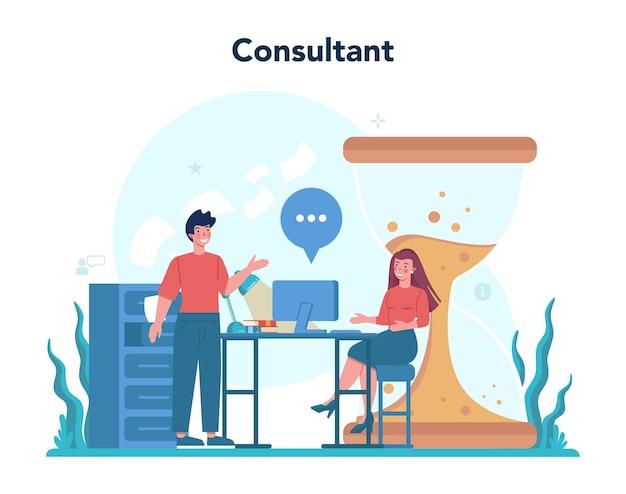 Servizio di consulenza professionale