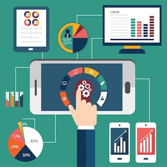Processo di programmazione e elementi di web analytics