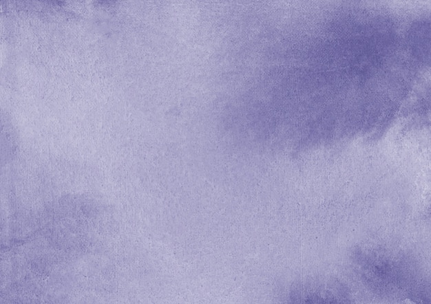 Priorità bassa dell'acquerello astratto viola Vettore Premium