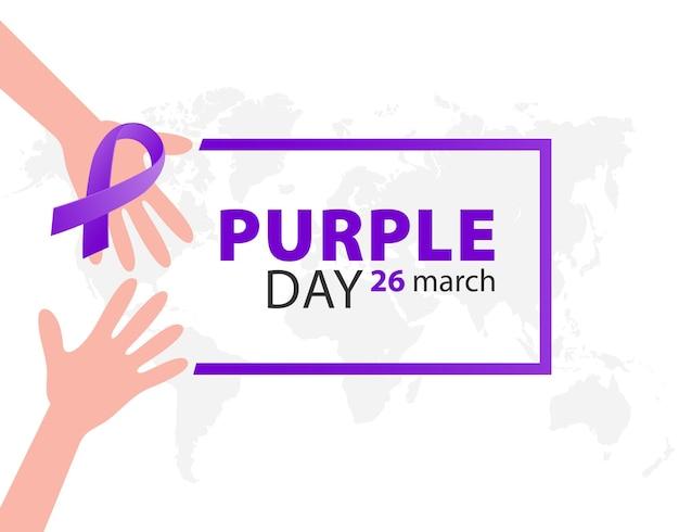Purple day giornata mondiale dell'epilessia