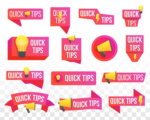 Suggerimenti rapidi, trucchi utili, descrizione comando, suggerimento, impostazione
