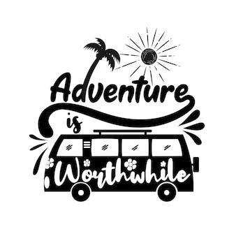Citazione sull'avventura e il viaggio