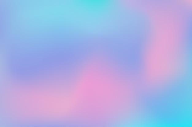 Sfondo sfocato pastello arcobaleno
