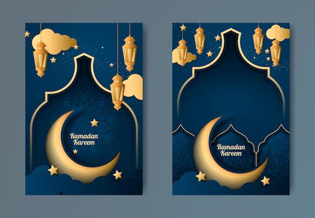 Design ramadan kareem.
