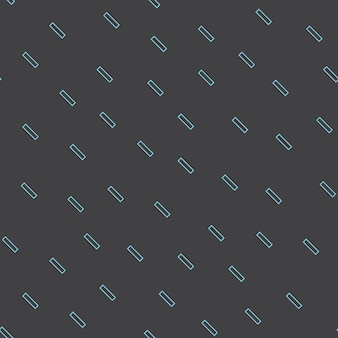Motivo a linee geometriche casuali, sfondo astratto in stile retrò anni '80 e '90. illustrazione geometrica colorata