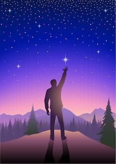 Raggiungere la stella