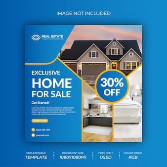 Progettazione di banner pubblicitari per immobili