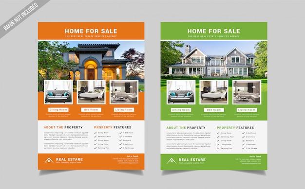 Volantino immobiliare