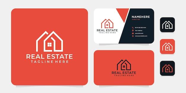 Ispirazione per il logo immobiliare