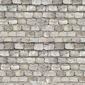 Mattoni realistici struttura della parete