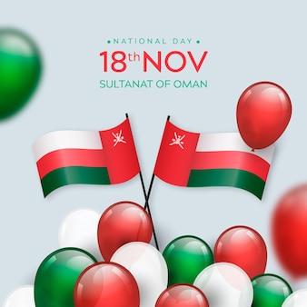 Giornata nazionale realistica dell'oman