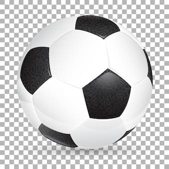 Pallone da calcio realistico