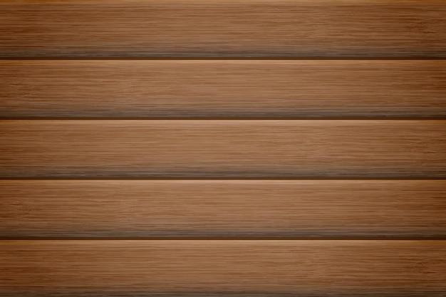 Struttura di legno realistica fondo di legno marrone scuro naturale per l'esposizione del prodotto