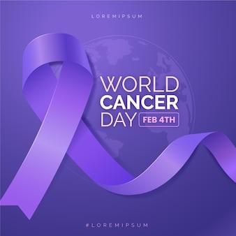 Giornata mondiale del cancro realistica