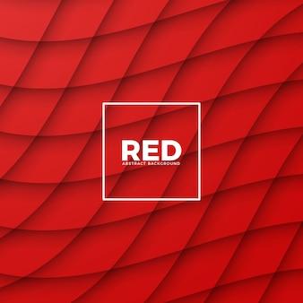 Sfondo rosso tecnologia