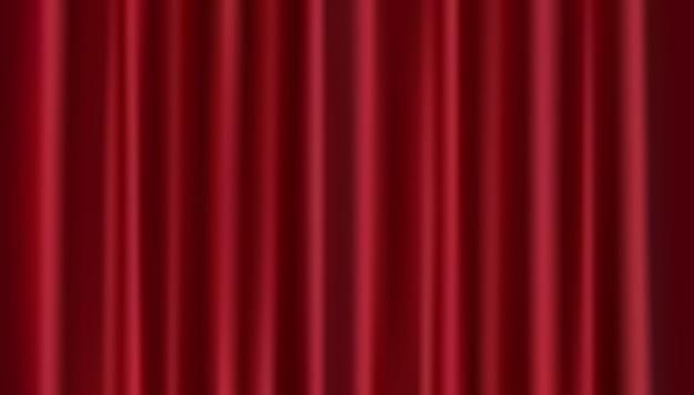 Tenda rossa del teatro