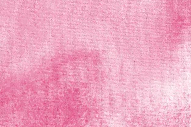 Acquerello rosso pastello sfondo dipinto a mano aquarelle macchie colorate su carta