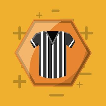 Icona arbitro maglia