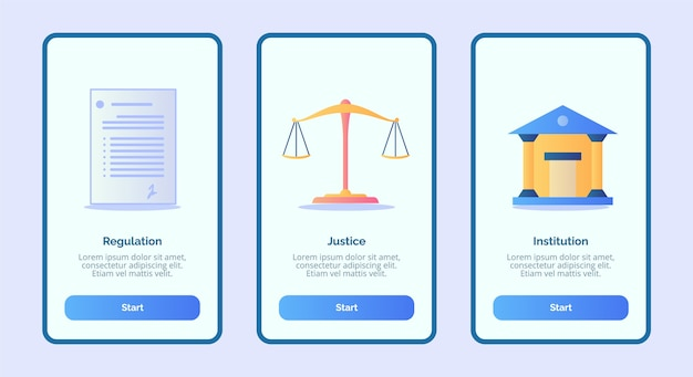 Regolamento istituto di giustizia Vettore Premium