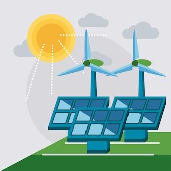 Scenario delle energie rinnovabili