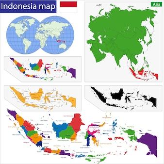 Repubblica di indonesia