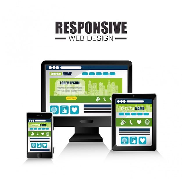 Web design reattivo.