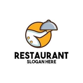 Modelli di logo del ristorante
