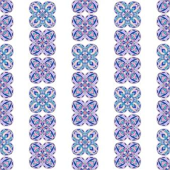 Reticolo senza giunte di vettore tribale navajo di colore retrò. stampa d'arte geometrica astratta fantasia azteca. sfondo etnico hipster. carta da parati, disegno di stoffa, tessuto, carta, copertina, tessuto, trama, avvolgimento.
