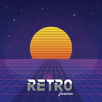 Il retro per sempre