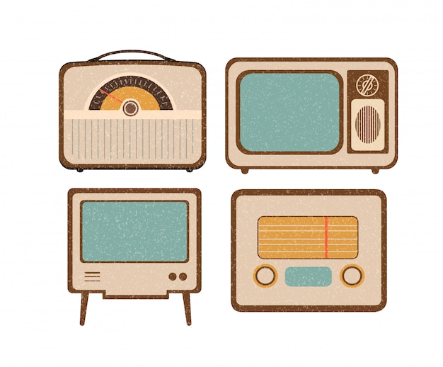 Retro elettronica domestica