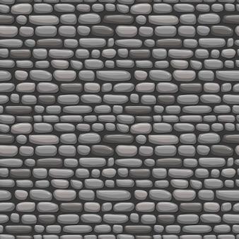 Illustrazione di roccia senza cuciture