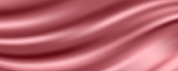 Fondo astratto del tessuto di seta dell'oro rosa