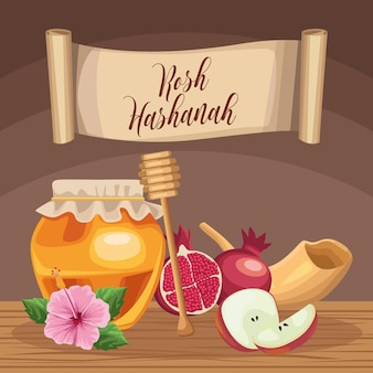 Carta di rosh hashanah