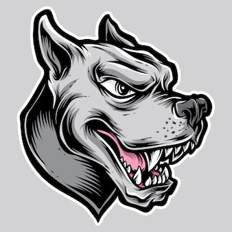 Logo rottweiler