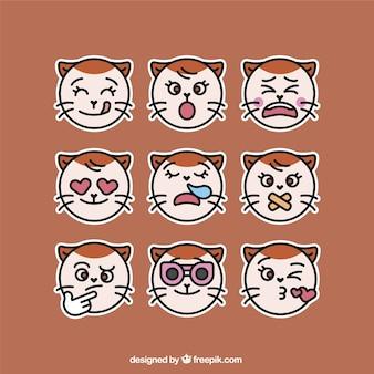Cat rotonda emoji