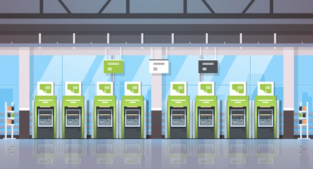 Bancomat bancomat automatico