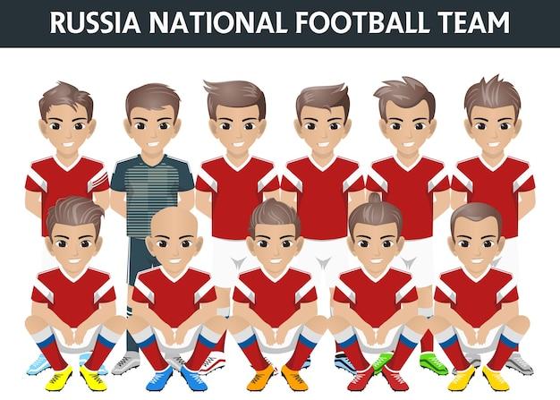 Squadra nazionale di calcio della russia