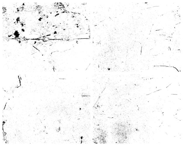 Trama di ferro arrugginito e graffiato