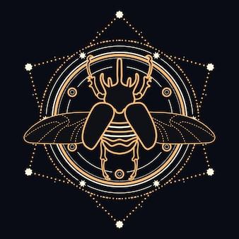 Sacro atlas beetle design