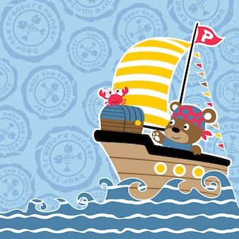 Vettore di vela di vela