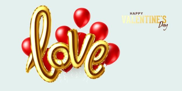 Design per le vacanze di san valentino