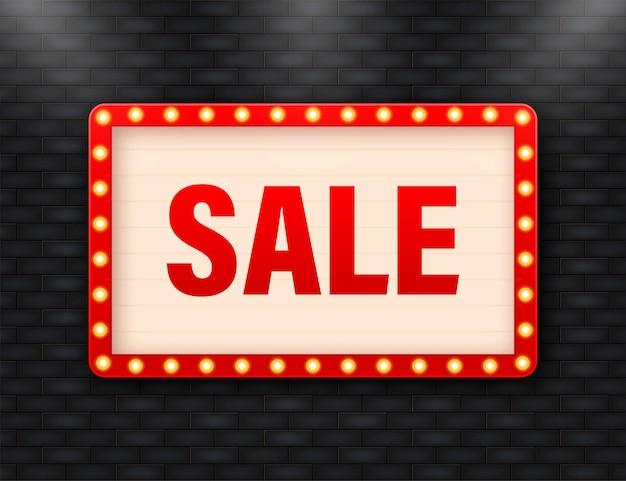 Lightbox di vendita