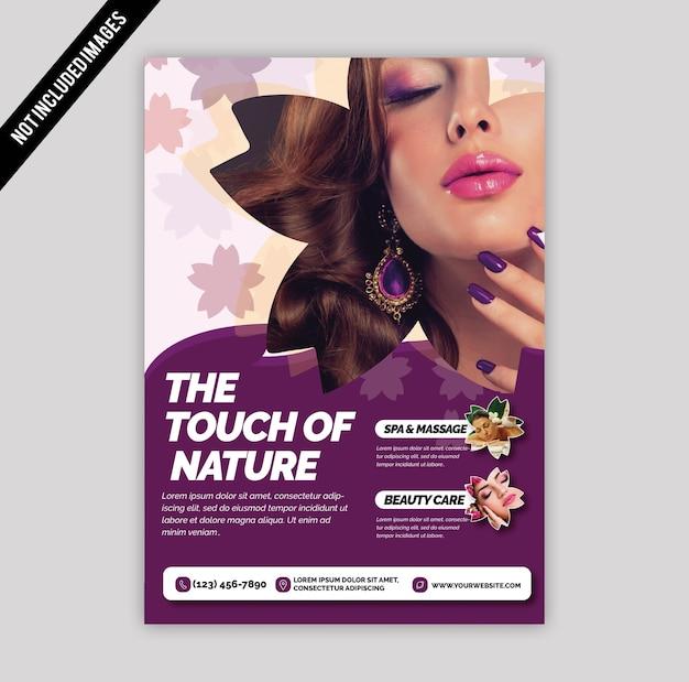 Brochure del salone