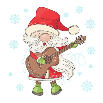 Musica santa musicista di buon natale