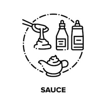 Salsa aromatizzante