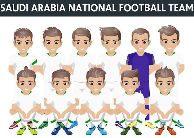 Squadra nazionale di calcio arabia saudita