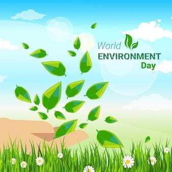 Salva la giornata mondiale dell'ambiente